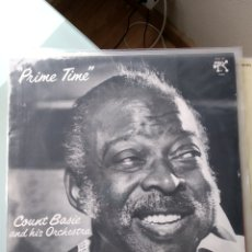 Discos de vinilo: COUNT BASIE AND HIS ORCHESTRA - PRIME TIME (PABLO RECORDS - 2310 797, UK, 1977). Lote 194205282