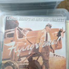 Discos de vinilo: LIONEL HAMPTON AND HIS QUARTET – FLYING HOME!. Lote 194205471