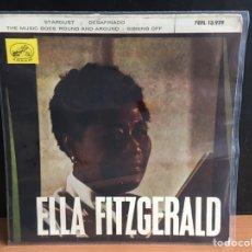Discos de vinilo: ELLA FITZGERALD - STARDUST (EP). Lote 194207008