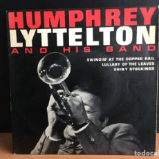 Discos de vinilo: HUMPHREY LYTTELTON - HUMPHREY LYTTELTON AND HIS BAND (EP). Lote 194208482