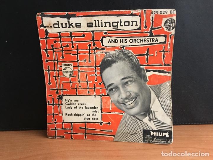 DUKE ELLINGTON AND HIS ORCHESTRA - HY'A SUE (EP) (Música - Discos de Vinilo - EPs - Jazz, Jazz-Rock, Blues y R&B)