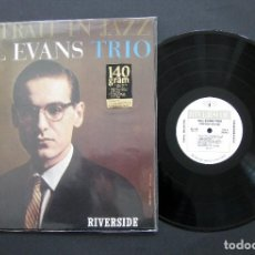 Discos de vinilo: BILL EVANS TRIO ‎– PORTRAIT IN JAZZ - VINILO 140 G USA. Lote 194209028
