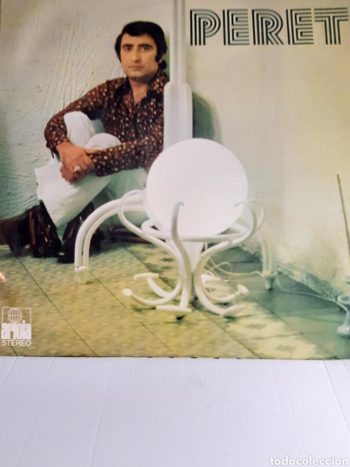 PERET- MI SANTA,CANTO POR QUE QUIERO (Música - Discos - LP Vinilo - Solistas Españoles de los 70 a la actualidad)