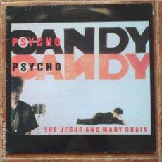 Discos de vinilo: JESUS AND MARY CHAIN - PSYCHOCANDY (LP) 1985. Lote 194215425