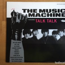 Discos de vinilo: THE MUSIC MACHINE: (TURN ON) FEATURING TALK TALK. Lote 194216137