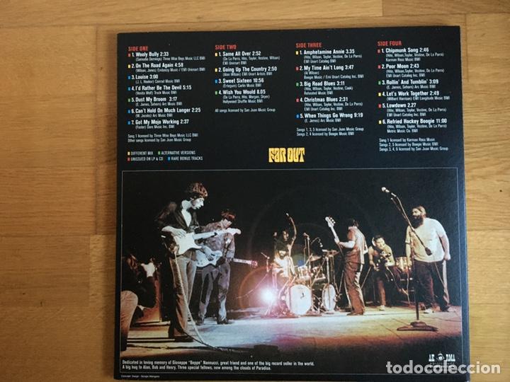 """Discos de vinilo: CANNED HEAT: FAR OUT (2 LPS + EP 7"""" + CÓMIC) - Foto 2 - 194217511"""