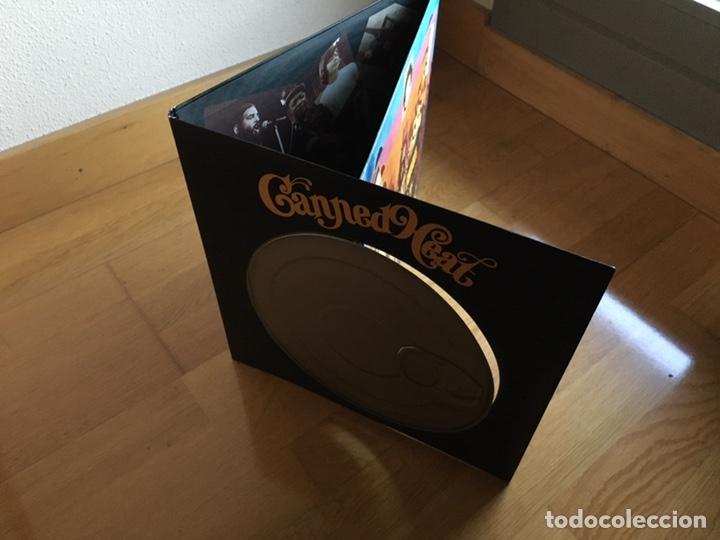 """Discos de vinilo: CANNED HEAT: FAR OUT (2 LPS + EP 7"""" + CÓMIC) - Foto 3 - 194217511"""