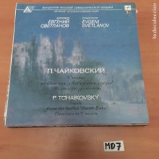 Discos de vinilo: P. CHAIKOVSKY. Lote 194219140