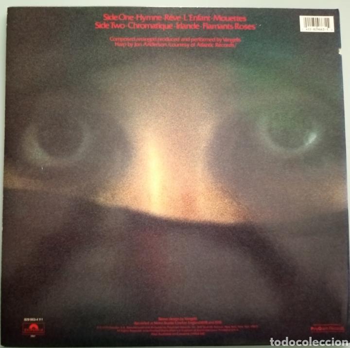 Discos de vinilo: Vangelis Opera Sauvage - vinilo - Foto 2 - 194220267