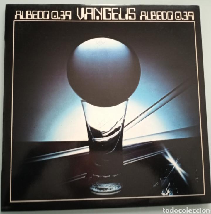 VANGELIS - ALBEDO 0.39 - VINILO (Música - Discos - LP Vinilo - Pop - Rock - New Wave Extranjero de los 80)