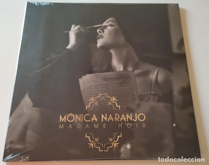 Discos de vinilo: MÓNICA NARANJO Madame Noir + LVBNA 3 LPs vinilos NUEVOS Precintados edición limitada - Foto 2 - 194221246