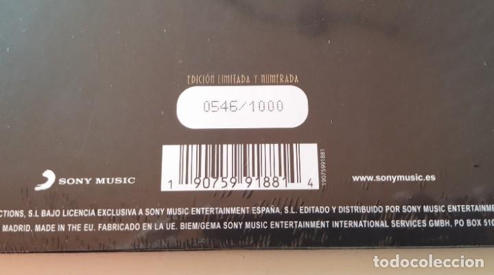 Discos de vinilo: MÓNICA NARANJO Madame Noir + LVBNA 3 LPs vinilos NUEVOS Precintados edición limitada - Foto 4 - 194221246