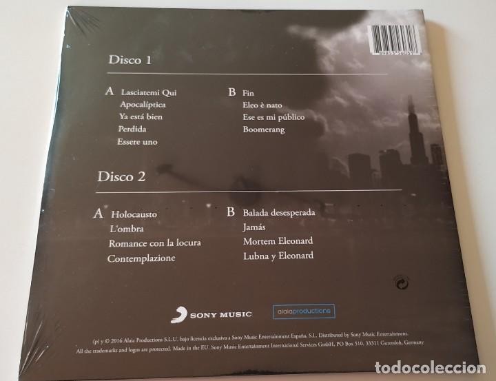 Discos de vinilo: MÓNICA NARANJO Madame Noir + LVBNA 3 LPs vinilos NUEVOS Precintados edición limitada - Foto 6 - 194221246