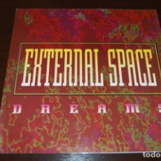 Discos de vinilo: EXTERNAL SPACE -DREAMS-. Lote 194221283