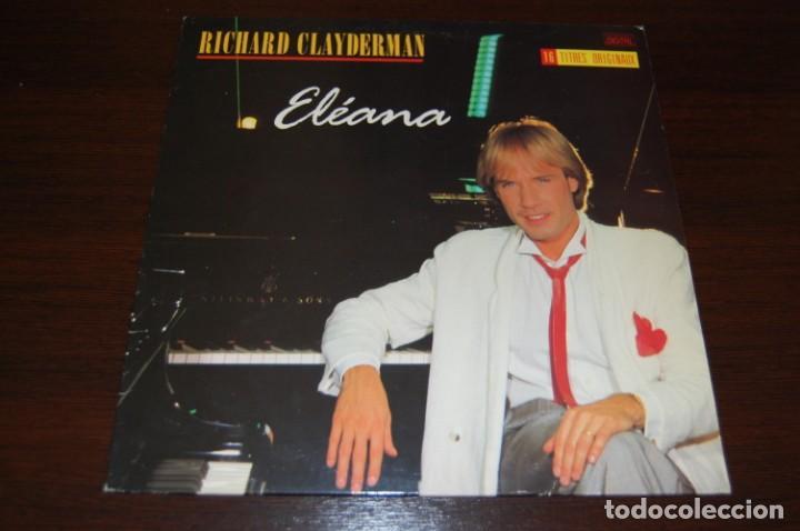 RICHARD CLAYDERMAN -ELÉANA- (Música - Discos - LP Vinilo - Otros estilos)