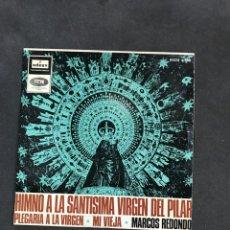 Discos de vinilo: MARCOS REDONDO SINGLE EP DE 1966. Lote 194222596