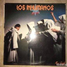 Discos de vinilo: LOS INHUMANOS: MANUE. Lote 194222668