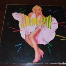 Discos de vinilo: CINEMASPOP (WEA) 1983. Lote 194222776
