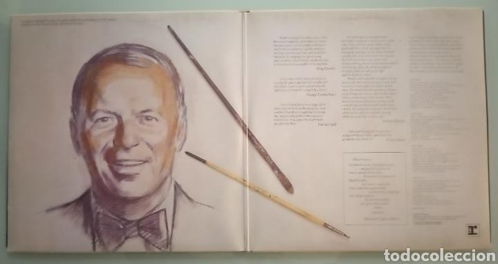 Discos de vinilo: Frank Sinatra - 40 canciones de la vida de un hombre- 2 LPs vinilo - Foto 2 - 194223817