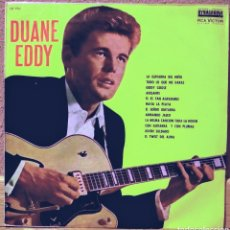 Discos de vinilo: DUANE EDDY - DUANE EDDY LP RCA-VICTOR 1963. Lote 194224238