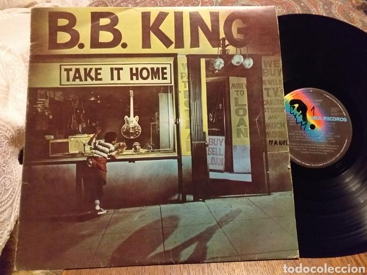 B B. KING TAKE IT HOME (Música - Discos - LP Vinilo - Jazz, Jazz-Rock, Blues y R&B)
