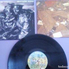 Discos de vinilo: JOYA RARO LP ORIGINAL THE JAM. SETTING SONS. UK AÑO 1979. SELLO POLYDOR POLD 5028. + ENCARTE.. Lote 194224643