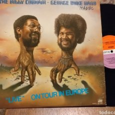 Discos de vinilo: THE BILLY COBHAM GEORGE DUKE BAND LIVE ON TOUR IN EUROPE. Lote 194224878