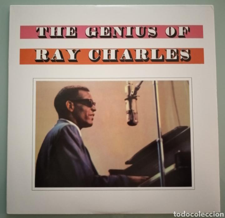 THE GENIOUS OF RAY CHARLES - VINILO (Música - Discos - LP Vinilo - Funk, Soul y Black Music)