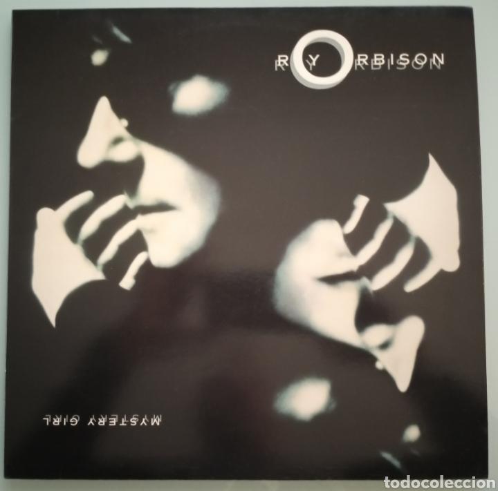 ROY ORBISON - MISTERY GIRL - VINILO (Música - Discos - LP Vinilo - Rock & Roll)