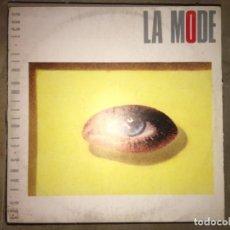 Discos de vinilo: LA MODE: LAS FANS/ EL ÚLTIMO HIT. Lote 194225353
