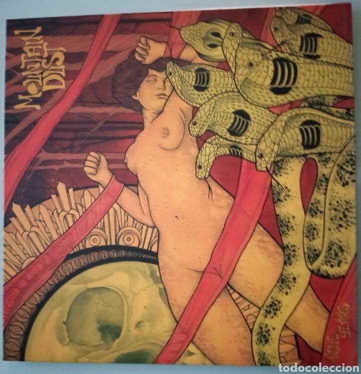 MOUNTAIN DUST - NINE YEARS - LPS VINILO (Música - Discos - LP Vinilo - Pop - Rock Extranjero de los 90 a la actualidad)