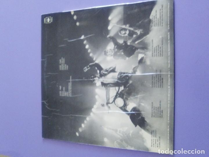 Discos de vinilo: JOYA GENIAL LP.JUDAS PRIEST - UNLEASHED IN THE EAST (LIVE IN JAPAN).AÑO 1979 SPAIN. SELLO CBS 83852 - Foto 6 - 194226035