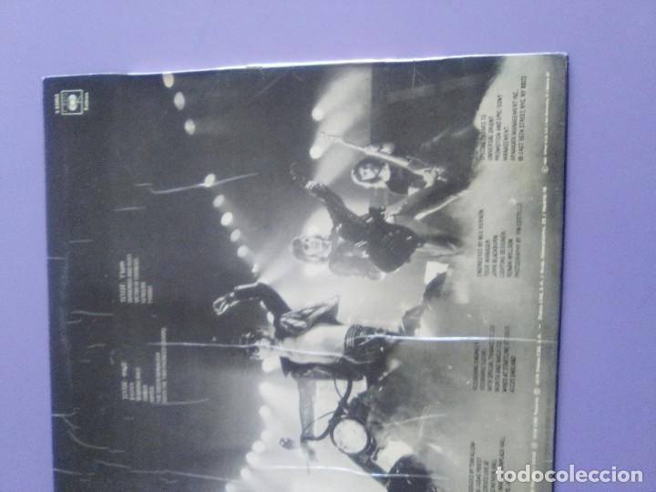 Discos de vinilo: JOYA GENIAL LP.JUDAS PRIEST - UNLEASHED IN THE EAST (LIVE IN JAPAN).AÑO 1979 SPAIN. SELLO CBS 83852 - Foto 8 - 194226035