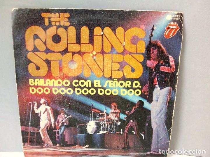THE ROLLING STONES.- HEARTBREAKER....... 45 RPM (Música - Discos - Singles Vinilo - Pop - Rock - Extranjero de los 70)