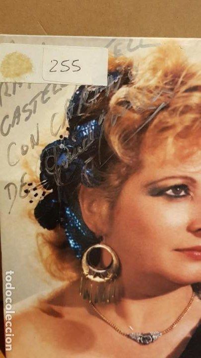 Discos de vinilo: FIRMADO !! GLORIA DE MÁLAGA / SINGLE - 555 EDIC. MUSIC - 1988 / VINILO DE LUJO. ****/**** - Foto 2 - 194227138