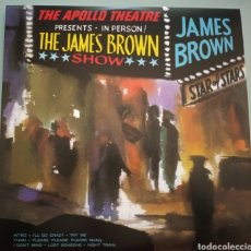 Discos de vinilo: JAMES BROWN - LIVE AT THE APOLLO - VINILO. Lote 194228688