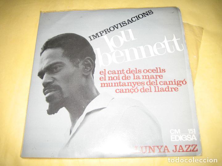 LOU BENNETT - MUY NUEVO (Música - Discos - Singles Vinilo - Grupos Españoles 50 y 60)