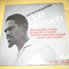 Discos de vinilo: LOU BENNETT - MUY NUEVO. Lote 194229393