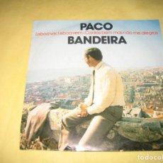 Discos de vinilo: PACO BANDEIRA - ED. PORTUGAL. Lote 194229608