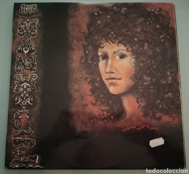 GRACE SLICK - MANHOLE - VINILO (Música - Discos - LP Vinilo - Pop - Rock - New Wave Extranjero de los 80)