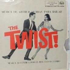 Discos de vinilo: VINILO MUSICA DE ARTHUR MURRAY PARA BAILAR DE L0S AÑO 60. Lote 194231936