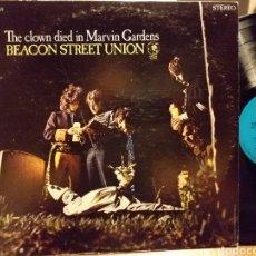 Discos de vinilo: BEACON STREET UNION THE CLOWN DIED IN MARVIN GARDENS USA 1968 PSYCH PROG. Lote 194232232