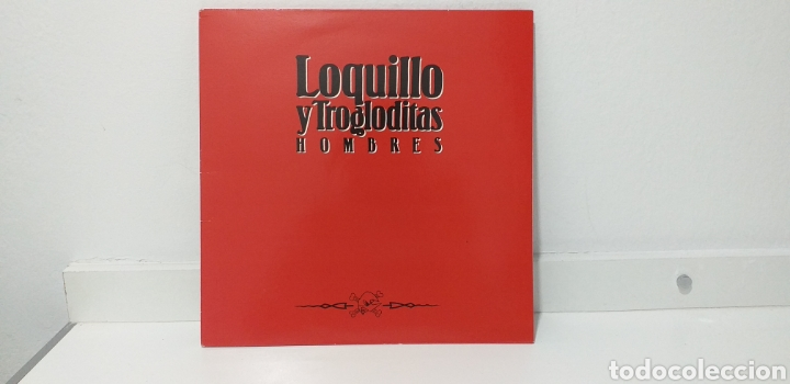 VINILO LOQUILLO Y TROGLODITAS HOMBRES (Música - Discos de Vinilo - Singles - Pop - Rock Extranjero de los 80)