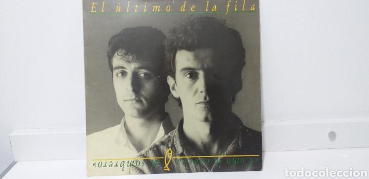 VINILO EL ULTIMO DE LA FILA (Música - Discos - LP Vinilo - Grupos Españoles de los 70 y 80)