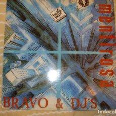 Discos de vinilo: MENTIROSA - BRAVO & DJ´S , LP MAXISINGLE. Lote 194234223