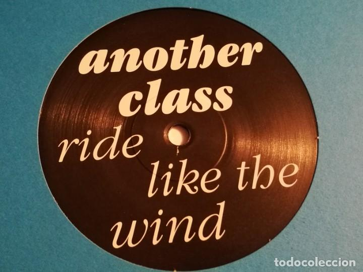 Discos de vinilo: Another Class - Ride Like The Wind - 1991 - Foto 1 - 194234737