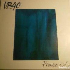 Discos de vinilo: UB40-PROMISES AND LIES-ORIGINAL ESPAÑOL-ESTADO EXCELENTE. Lote 194235206