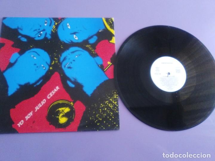 JOYA MUY DIFICIL LP PUNK.YO SOY JULIO CESAR(LA POLLA RECORDS,HERTZAINAK,DELIRIUMS TREMENS,ESKORBUTO, (Música - Discos - LP Vinilo - Punk - Hard Core)