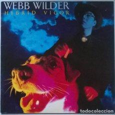 Discos de vinilo: WEBB WILDER. HYBRID VIGOR. ISLAND, GERMANY 1989 LP. Lote 194237965