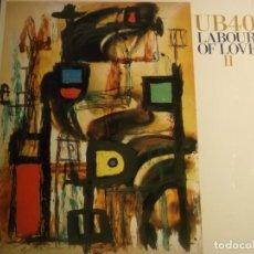 Discos de vinilo: UB40-LOBOUR OF LOVE II-ORIGINAL ESPAÑOL-CONTIENE ENCARTE. Lote 194238103